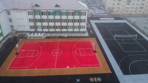 Liceul Constantin Noica este gata. 900 de elevi se vor bucura de noile investiții, când se vor întoarce la cursuri