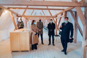 Casa Artelor - Restaurare si revitalizare cu granturi de 2 milioane de euro VIDEO