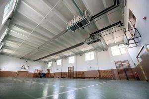 Școala Nr 1 a fost modernizată
