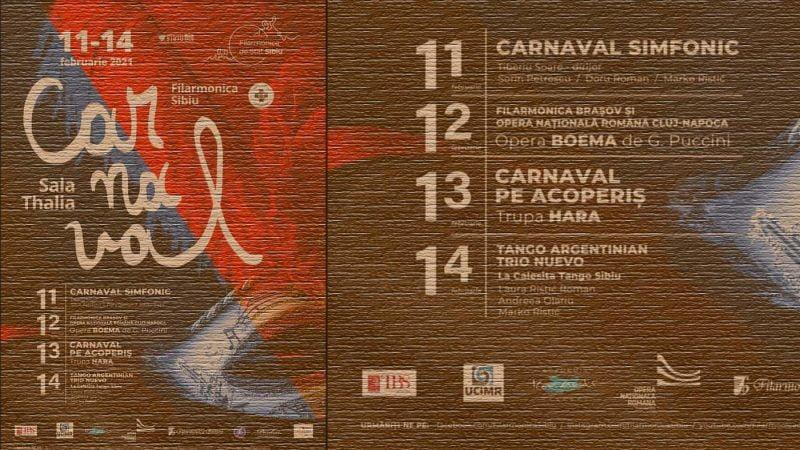 carnavalul filarmonicii