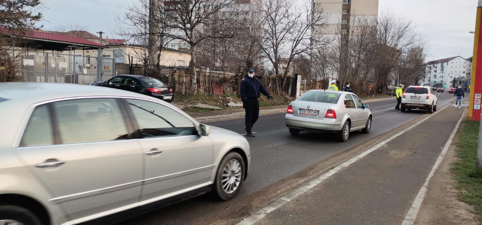 Video|Foto Coloană de 3 km la intrare în Sibiu