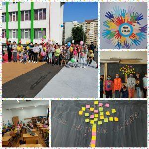 Ziua emoțiilor colorate, la Liceul Noica din Sibiu
