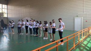 Ziua absolvirii pentru prima promoție care a început cu clasa pregătitoare